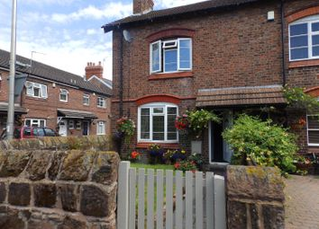 Thumbnail 2 bed cottage for sale in School Lane, Childer Thornton, Cheshire