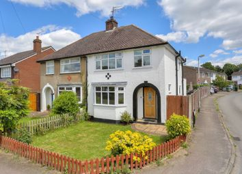 Thumbnail 3 bedroom semi-detached house for sale in Roestock Gardens, Colney Heath, St. Albans
