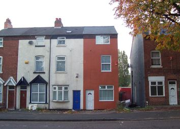 Thumbnail 4 bed end terrace house for sale in Oxhill Road, Birmingham