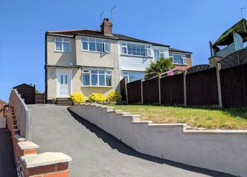 Thumbnail 3 bed semi-detached house for sale in Field End Road, Leeds