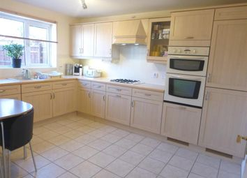 Thumbnail 4 bed detached house for sale in Kingsdale Grove, Chellaston, Derby