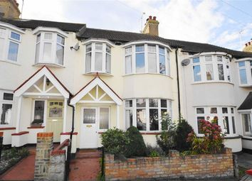 Thumbnail 3 bed terraced house for sale in Marguerite Drive, Leigh-On-Sea, Essex