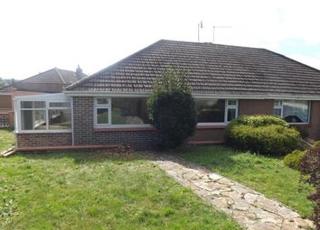 Thumbnail 2 bedroom bungalow for sale in Plymstock, Plymouth, Devon