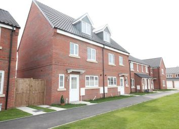 Thumbnail Semi-detached house for sale in Muskett Way, Aylsham, Norwich