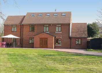 Thumbnail 5 bed detached house for sale in Bradnocks Marsh Lane, Hampton-In-Arden, Solihull, West Midlands