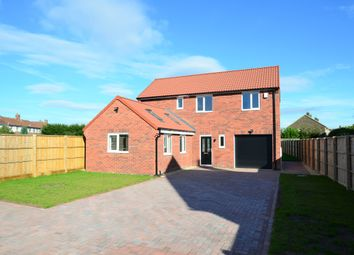 Thumbnail 3 bed detached house for sale in Mayfield Crescent, Rossington, Doncaster