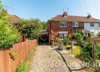 Thumbnail 2 bed end terrace house for sale in Beechen Lane, Lower Kingswood, Tadworth