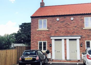 Thumbnail 2 bed end terrace house for sale in 1 Joseph Hutchinson Court, Chapel Street, York