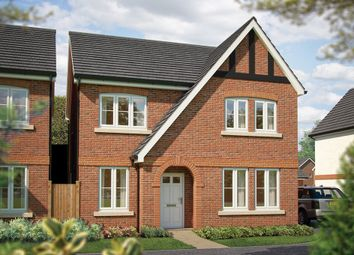 "Thumbnail 4 bed detached house for sale in ""The Aspen "" at Haygate Road, Wellington, Telford"