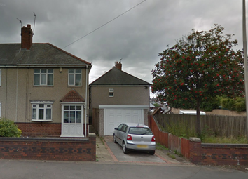 Thumbnail 3 bed end terrace house to rent in Laburnum Road, Tipton