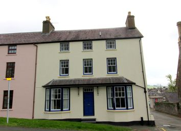 Thumbnail 5 bed town house for sale in 1 Church Street, Lampeter