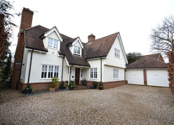 Thumbnail 5 bed detached house for sale in Mill Lane, Old Harlow, Harlow