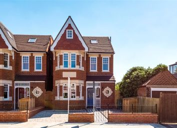 Thumbnail 6 bed detached house for sale in Ascott Avenue, London