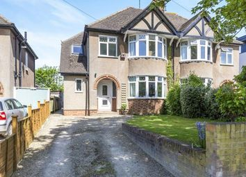 Thumbnail 4 bed semi-detached house for sale in Hewlett Road, Pittville, Cheltenham, Gloucestershire