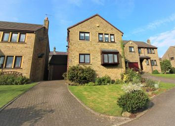 Thumbnail 4 bed detached house for sale in Badger Brow, Meltham, Holmfirth