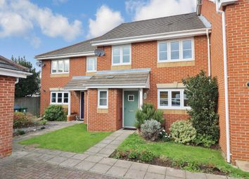 Thumbnail 4 bed terraced house for sale in Sartoris Close, Warsash, Southampton