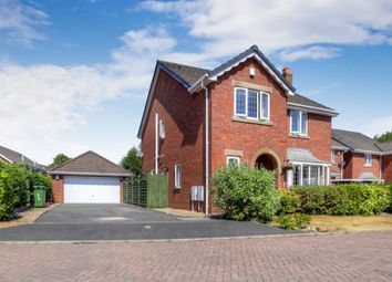 Thumbnail 4 bed detached house for sale in Meadow Close, Hazel Grove, Stockport, Cheshire