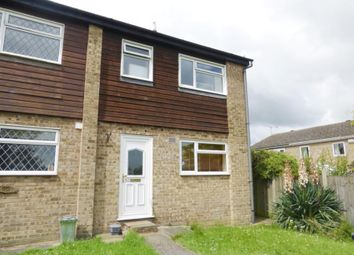 Thumbnail 3 bed end terrace house to rent in Vinten Close, Herne Bay