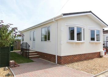 Thumbnail 2 bed mobile/park home for sale in Plumtree Park, Bircotes, Doncaster, South Yorkshire