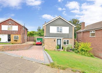 Thumbnail 3 bed detached house for sale in Flowerhill Way, Meopham, Kent