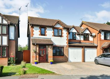 Thumbnail 4 bed semi-detached house for sale in Bullfinch Close, Dorcan, Swindon