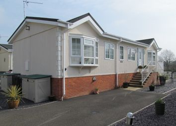 Thumbnail 2 bedroom mobile/park home for sale in Millside Marina (Ref 5242), Buckden, St Neots, Cambridgeshire