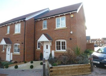 Thumbnail 3 bed end terrace house for sale in Leigh Road, Sittingbourne, Kent