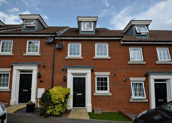 Thumbnail 3 bed terraced house to rent in Hazel Avenue, Minster On Sea, Sheerness