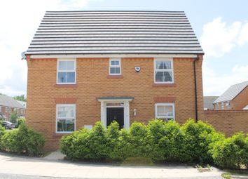 Thumbnail 3 bed detached house for sale in Harry Mortimer Way, Sandbach