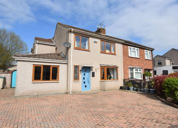4 bed semi-detached house for sale in Cromwell Road, Bulwark, Chepstow NP16
