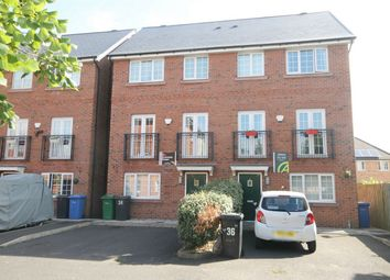 Thumbnail 4 bed semi-detached house for sale in Monks Place, Warrington