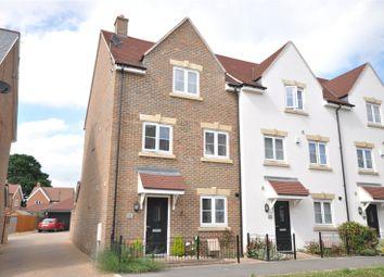 Thumbnail 4 bed end terrace house for sale in Broadbridge Heath, Horsham, West Sussex