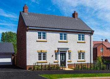 Thumbnail 4 bed detached house for sale in Starflower Way, Mickleover, Derby