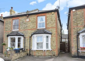 Thumbnail 3 bed property to rent in Hardman Road, Kingston Upon Thames