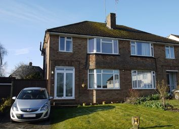 Thumbnail 3 bed semi-detached house for sale in Knighton Road, Otford, Sevenoaks