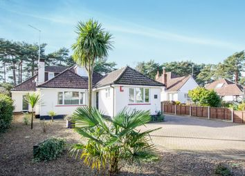 Thumbnail 4 bedroom chalet for sale in Church Road, Ferndown