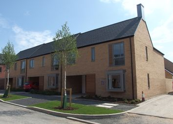 Thumbnail 3 bedroom end terrace house to rent in Argent Road, Trumpington Meadows, Cambridge