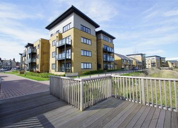 Thumbnail 2 bedroom flat for sale in Peacock House, 15 Riverside Wharf, Dartford, Kent