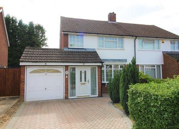 3 bed semi-detached house for sale in Fulmar Road, Bedford MK41