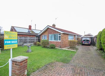 3 bed detached bungalow for sale in Meadow Rise, Hemsby, Great Yarmouth NR29