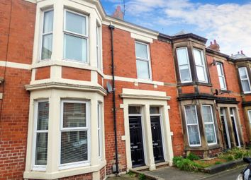 Thumbnail 2 bed flat for sale in Fairfield Road, Jesmond, Newcastle Upon Tyne
