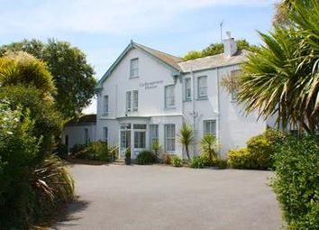 Thumbnail Hotel/guest house for sale in Gyllyngvase House, Gyllyngvase Road, Falmouth, Cornwall