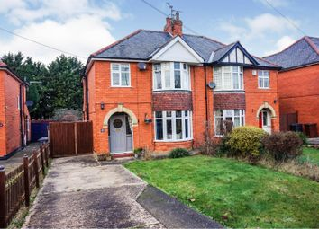 3 bed semi-detached house for sale in Bunkers Hill, Lincoln LN2