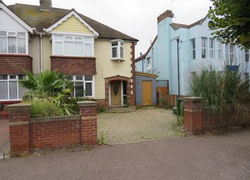 Thumbnail 3 bed property to rent in Carnarvon Road, Clacton-On-Sea