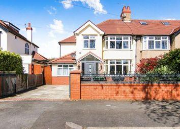 Thumbnail 4 bedroom semi-detached house for sale in Elmwood Avenue, Liverpool, Merseyside