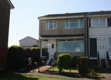 Thumbnail 3 bed end terrace house for sale in Park Road, Bargeddie, Baillieston, Glasgow