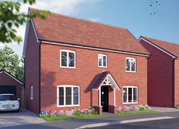 "Thumbnail 3 bed semi-detached house for sale in ""The Spruce"" at Curbridge, Botley, Southampton"