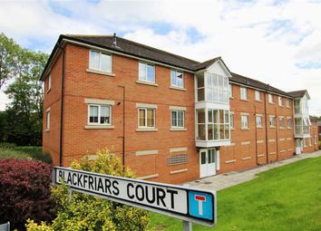 Thumbnail 2 bed flat for sale in Blackfriars Court, Mold, Flintshire
