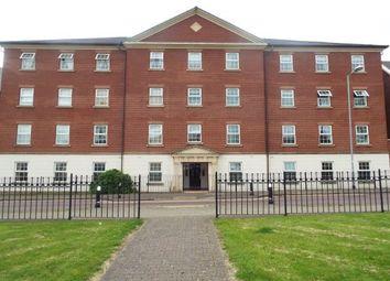 Thumbnail 2 bed flat to rent in Deykin Road, Lichfield
