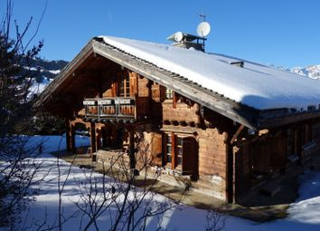 Thumbnail 4 bed property for sale in 74120, Megeve, France